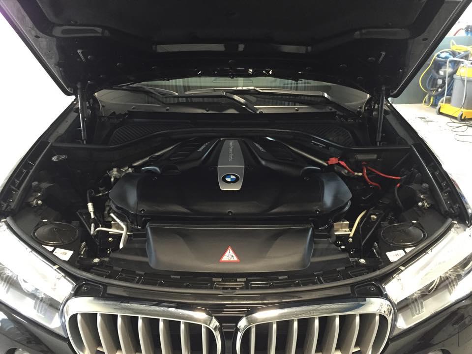 Réalisation - Remise à neuf d'une BMW x5