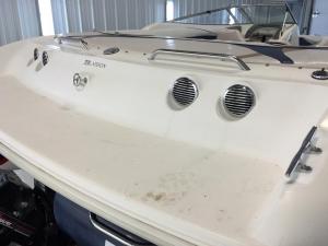 Réalisation - Restauration et nettoyage d'un bateau