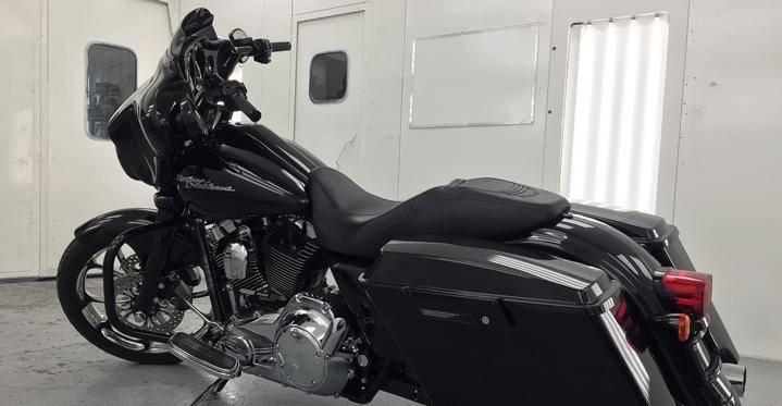 Service d'entreposage de moto - Spark Esthétique