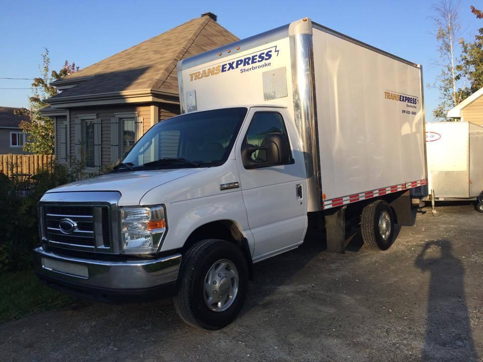 Réalisation - Restauration d'un camion de livraison
