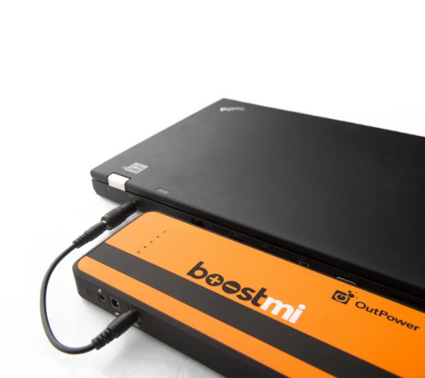 Boostmi Pro - Survolteur multifonctionnel - produit offert chez Spark Esthétique